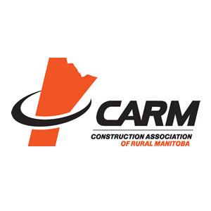 Construction Association of Rural Manitoba logo