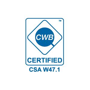 CWB Certification Mark